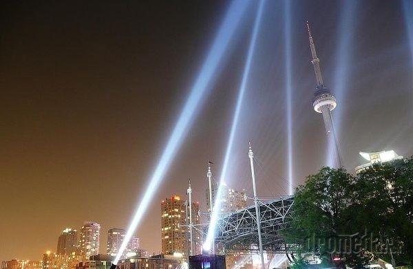 Dominantou Toronta je CN
