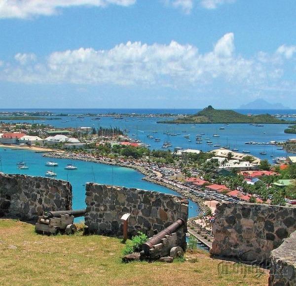 Ostrov Svätý Martin je