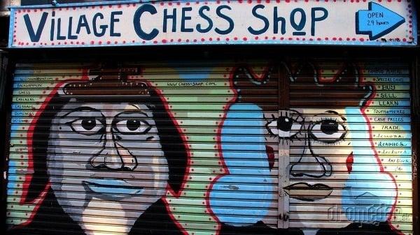 The Village Chess Shop,