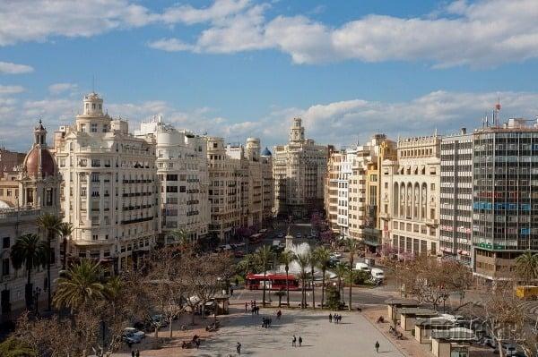 Valencia, Španielsko