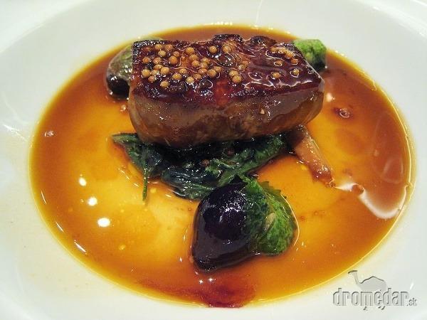 Foie gras, Dordogne, Francúzsko