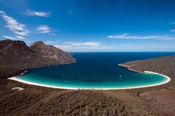 Wineglass Bay, Austrália