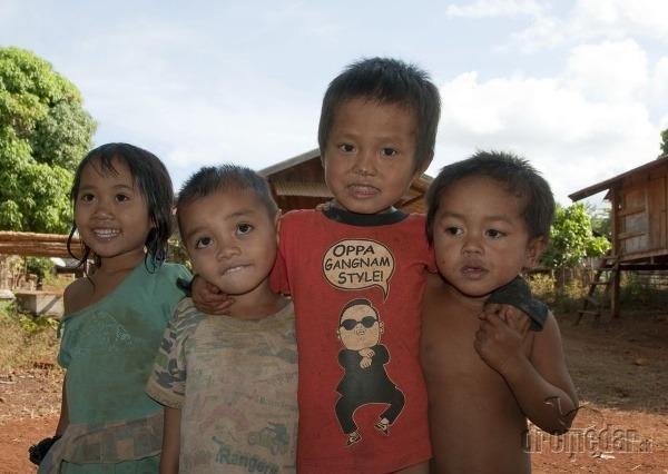 Deti z jednej z