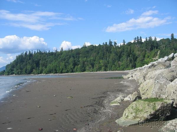 Wreck Beach, Kanada