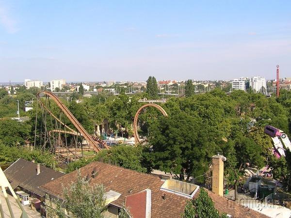 Vidampark, Budapešť, Maďarsko