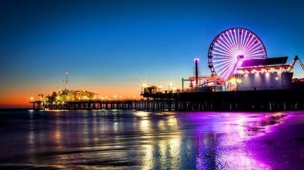 Pacific Wheel, Santa Monica,