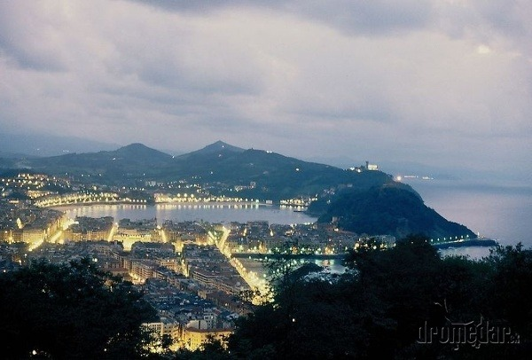 San Sebastian, Španielsko