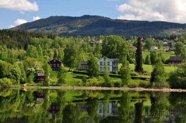 Gran, Nórsko