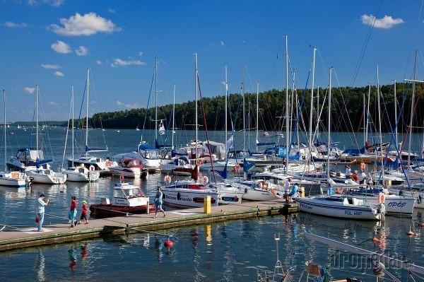 Mazúrske jazerá, Poľsko