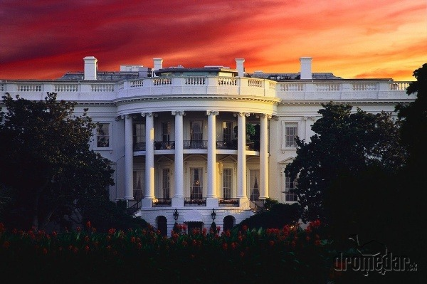 Biely dom, Washington, D.