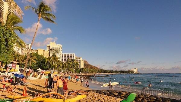 Havajské ostrovy, USA