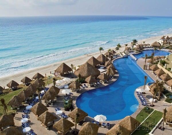 Cancún je najluxusnejšie a