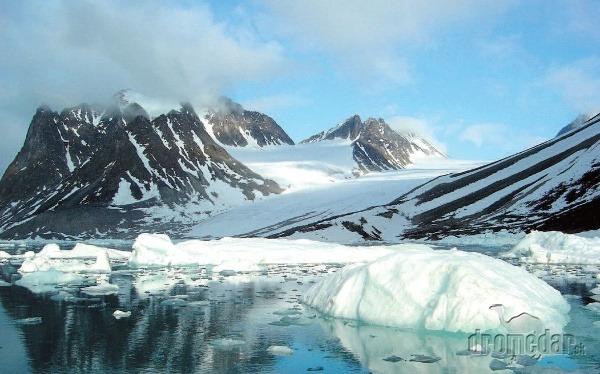 Grónsko je krajinou večného