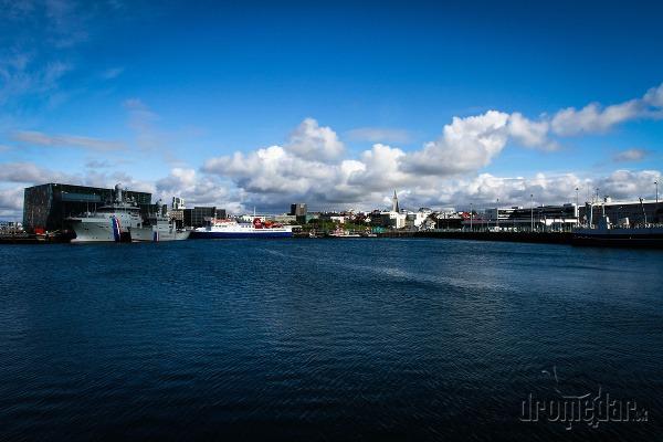 Reyjkjavik, Island
