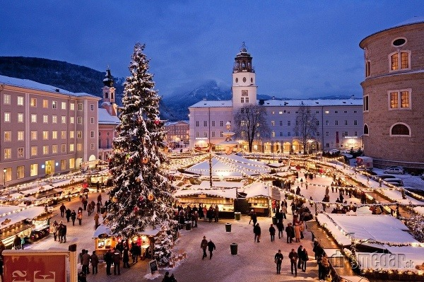 Salzburg, Rakúsko