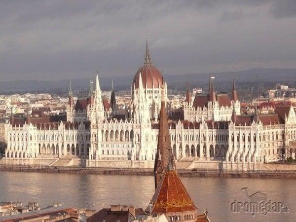 Parlament, Budapešť, Maďarsko
