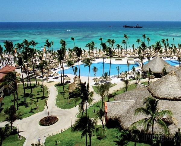 Pláže v Dominikánskej republike