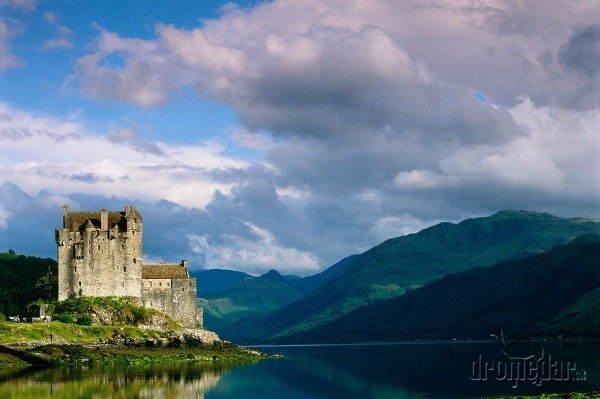 Eilean Donan, Škótsko, Veľká