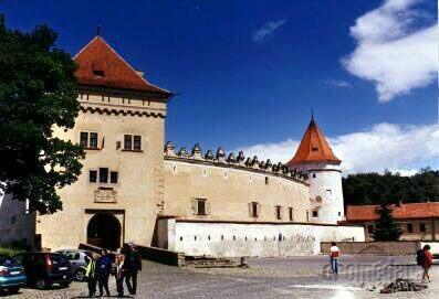 Kežmarok - hrad