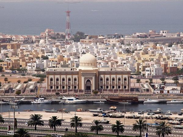 Historické centrum mesta Sharjah
