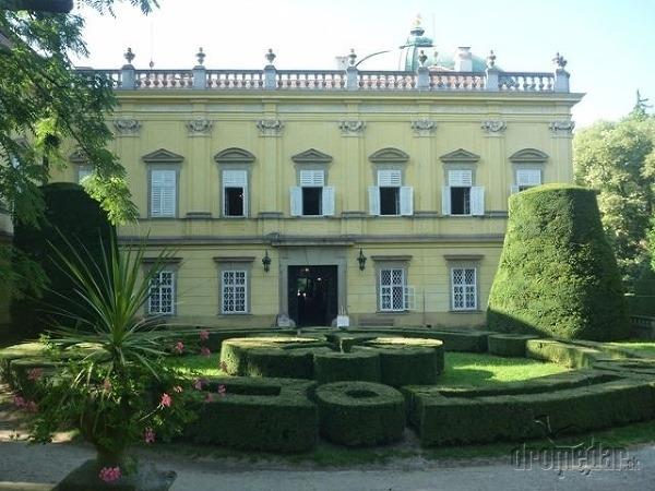 Buchlovice, Česká repubika