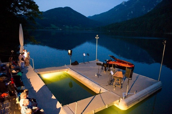 Dolné Rakúsko. Hudobné koncerty