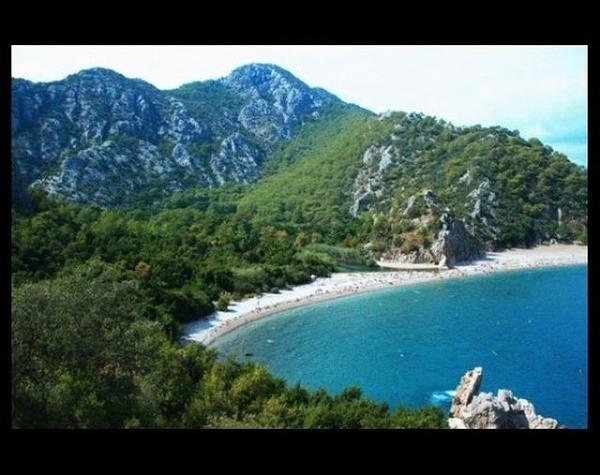 Pláže Turecka, Olimpos -
