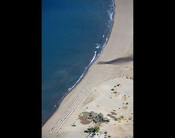 Pláže Turecka, İztuzu Plajı
