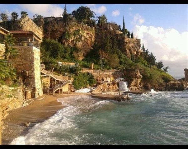 Pláže Turecka, Mermerli Plajı