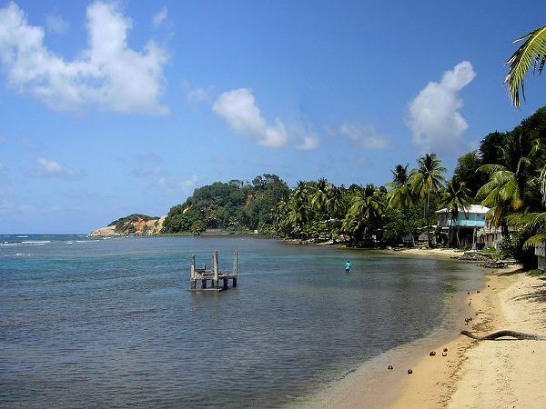 Ostrov Dominika je krásny,