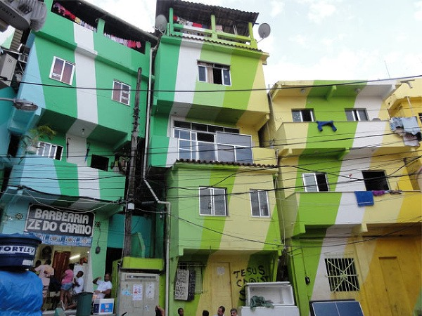 Favela Santa Maria, Rio