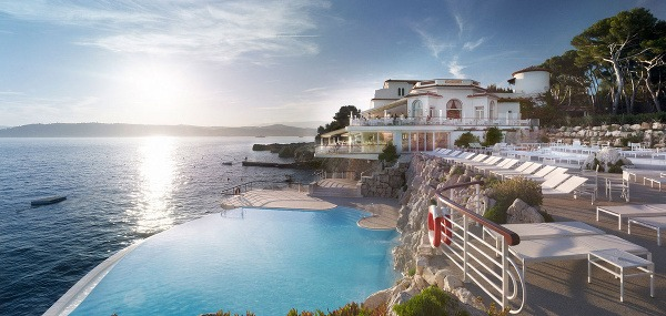 Hotel du Cap-Eden-Roc, Antibes,