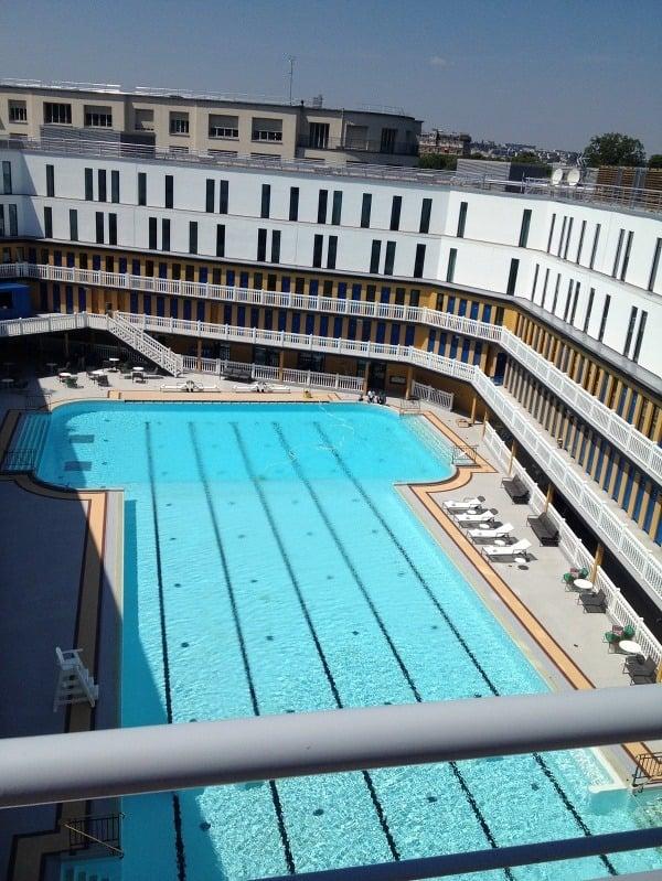 Bazén Molitor, Paríž, Francúzsko