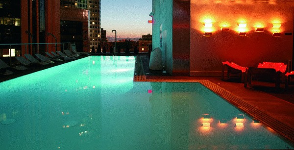 The Standard, Downtown LA,