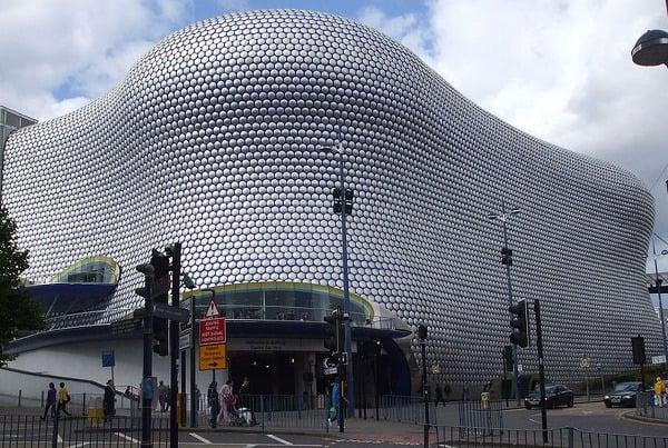 The Bullring, Birmingham, Anglicko