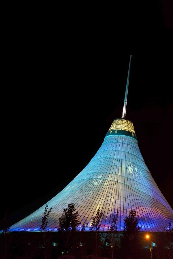 Khan Shatyr, Astana, Kazachstan