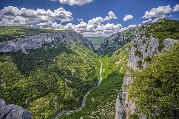 Gorge du Verdon, Francúzsko