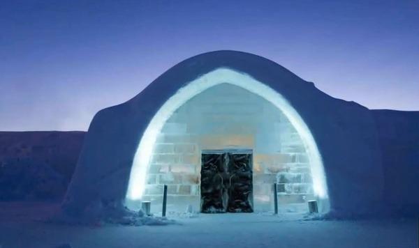 IceHotel, Švédsko
