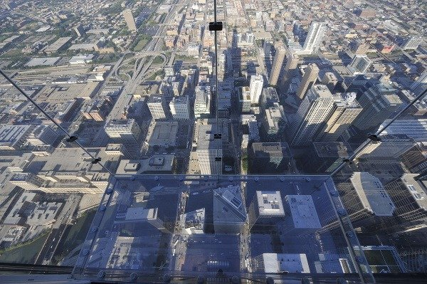 The Skydeck, Chicago, USa