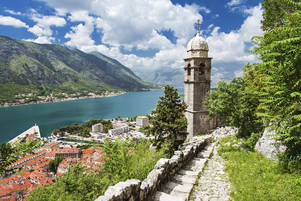 Kotor, Boka Kotorská, Čierna