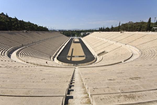 Štadión Panathenaikon, Atény, Grécko