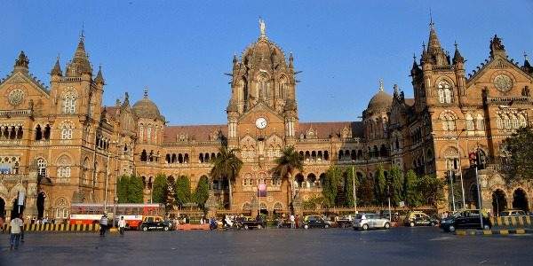 Hlavná stanica Chhatrapati Shivaji,