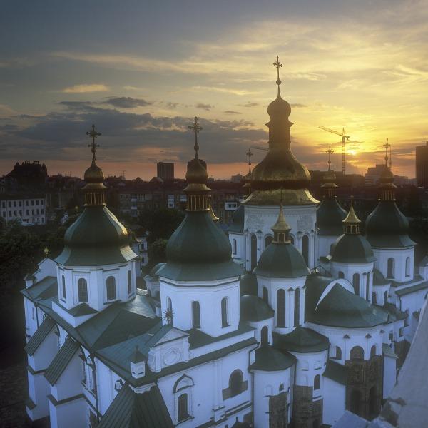 Chrám sv. Sofie, Kyjev