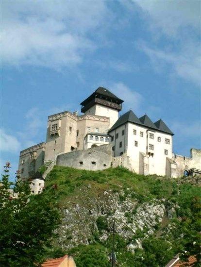 Trenčiansky hrad, Trenčín