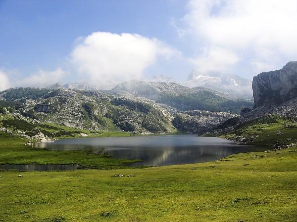 Covadonga, Španielsko