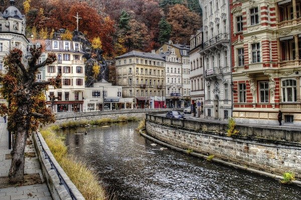 Karlovy Vary, Česká republika