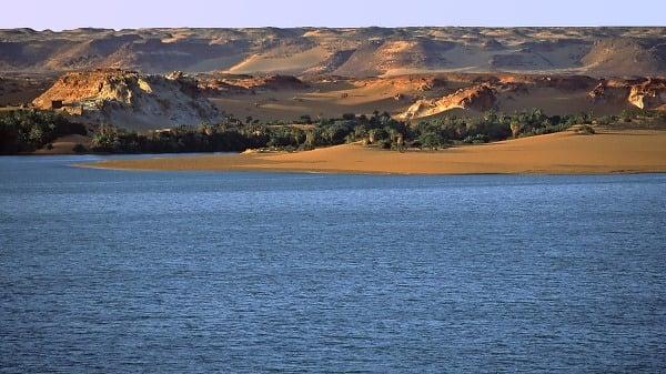 Jazerá Ounianga, Čad
