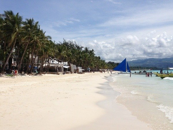 Biela pláž patrí medzi