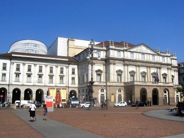 Divadlo La Scala, Miláno,