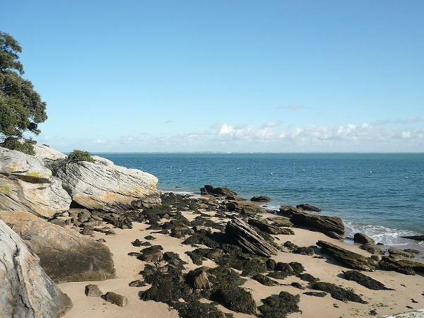 Ostrov Noirmoutier, Francúzsko